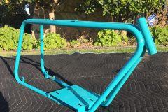 #349 Tiffany & Co.  - Electric Bike Frame 000