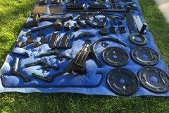 #03 House Black - Engine Parts
