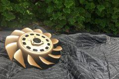 #123 Hyatt Gold - Fan