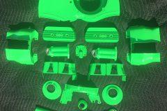 #331 Predator Green - Dune Buggy Engine Tin