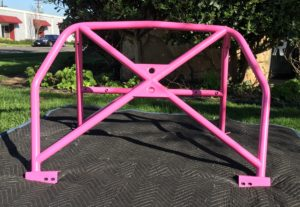 #192 Cashmere Pink - Roll Cage 001