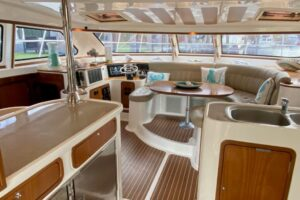 Seafari Yacht Charters 111