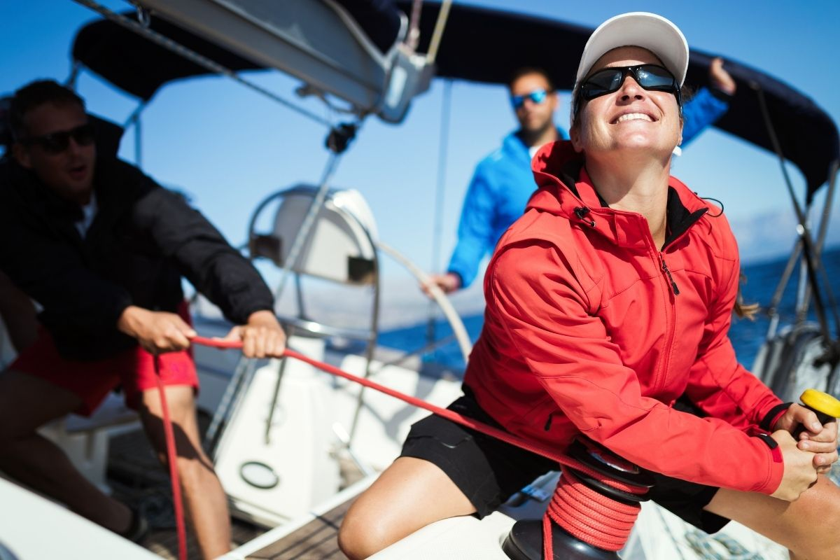 Where to Buy Foul Weather Gear For Sailing