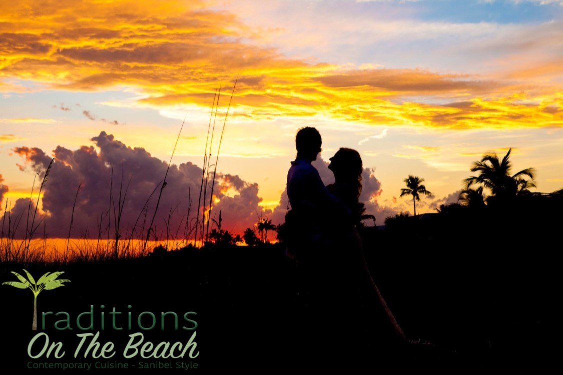 Traditions-on-the-Beach-Wedding-Sunset-Sanibel