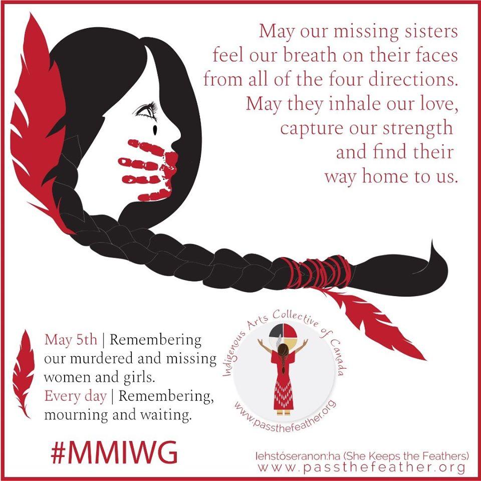 Murdered Missing Indigenous Women