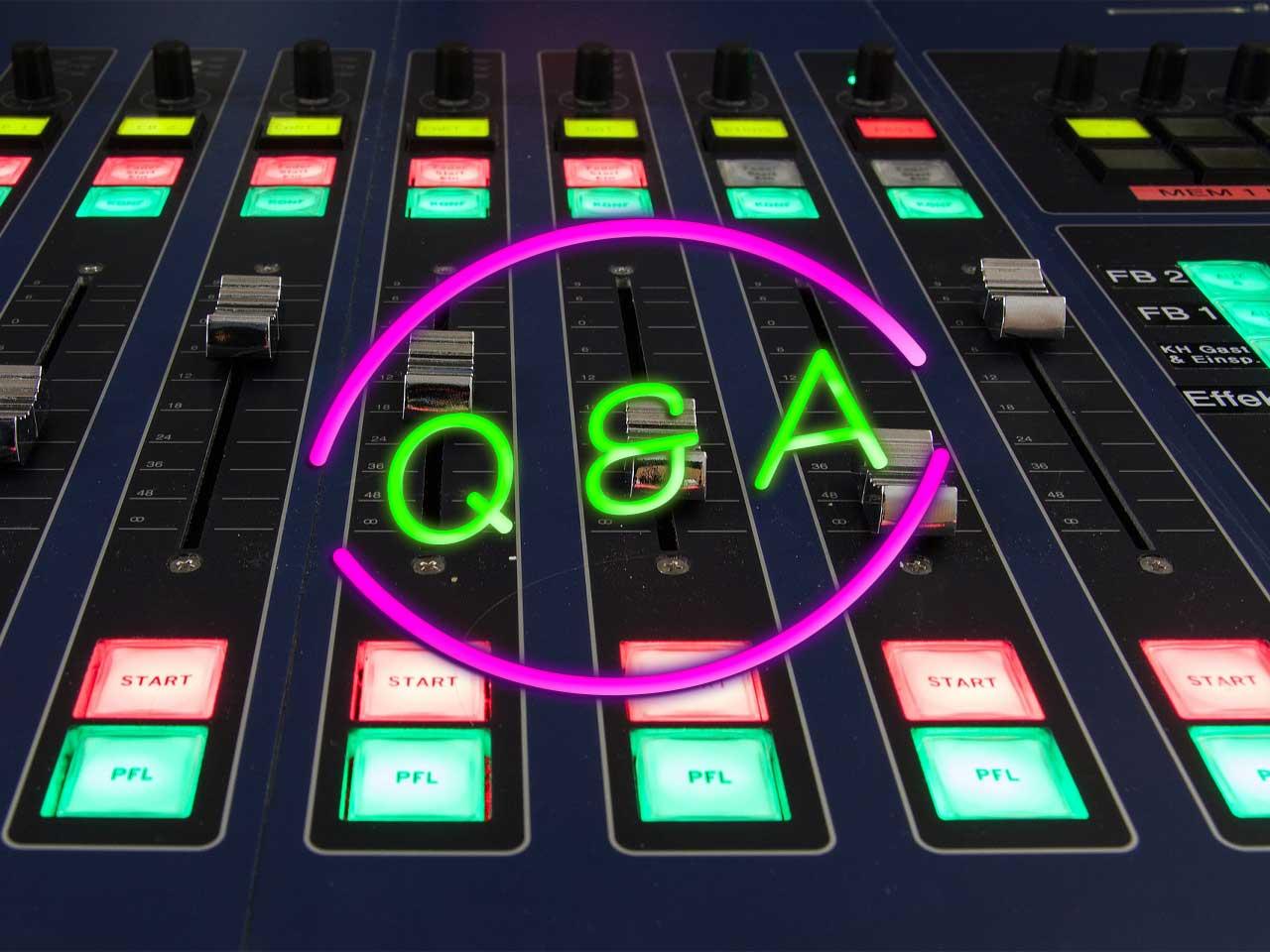 """I'd Podcast That"" Q & A - Virtual Event"