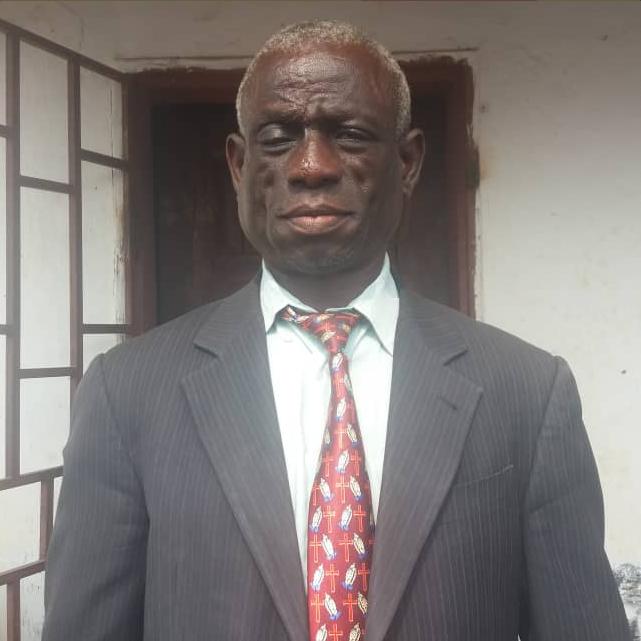 Bishop ED. Mbewe Member