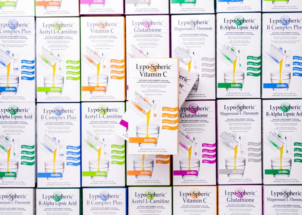 LivOn Labs Rebrand Case Study