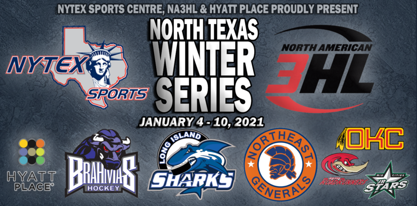 NYTEX to Host NA3HL North Texas Winter Series