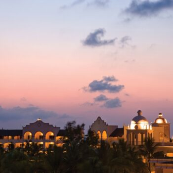 Excellence-Riviera-Cancun-at-Night