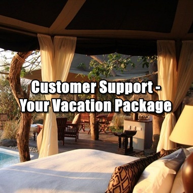Customer-Support-Vacation-Packages
