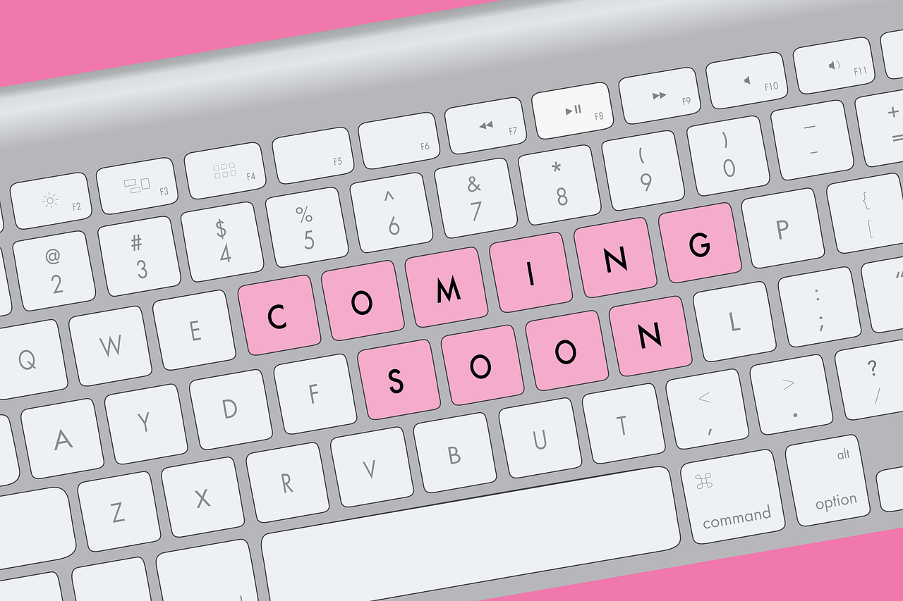 announcement, coming soon, coming