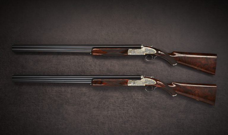 Matched Pair of Purdey Shotguns