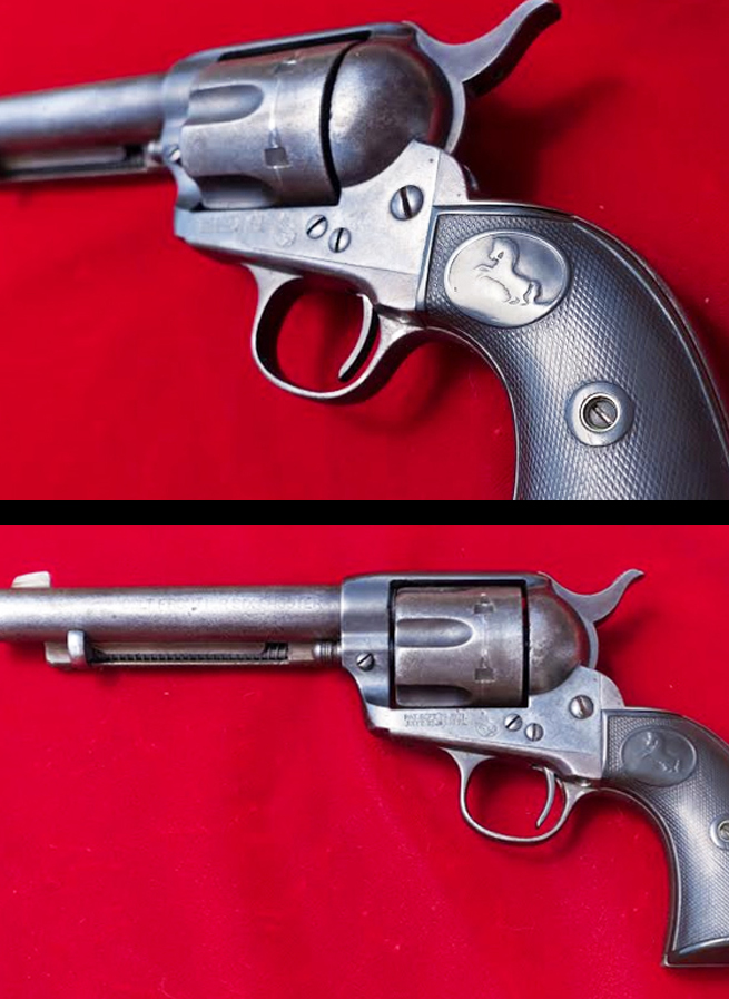 Colt Single Action Army Model 1873