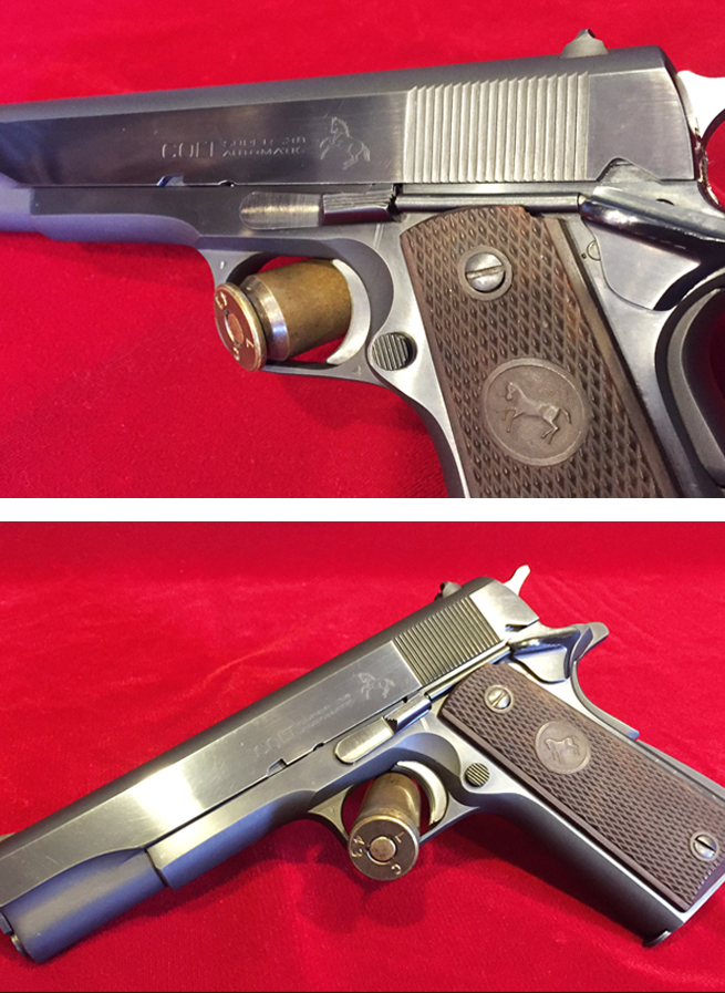 Colt 1911A1 Commercial in 38 Super