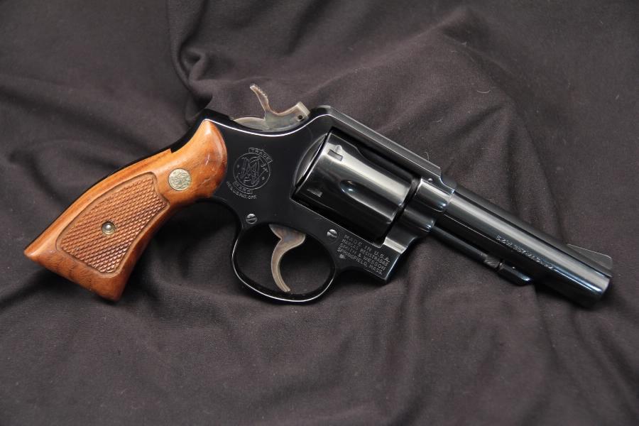 S&W Police Practical Revolver