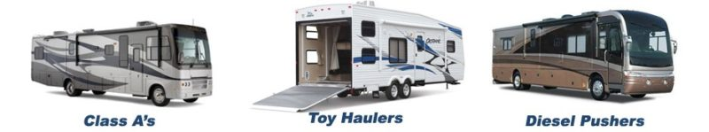Mobile Repair Specialists RV Repair Dallas Fort Worth all types of RVs