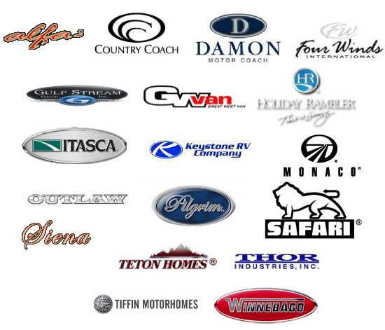 RV brands Mobile Repair Specialists RV Service and Repair
