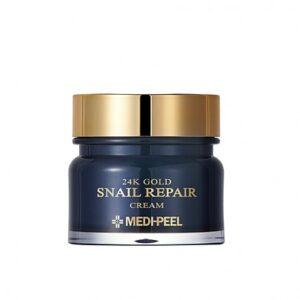 MEDI-PEEL 24K Gold Snail Repair Cream Skincare Product