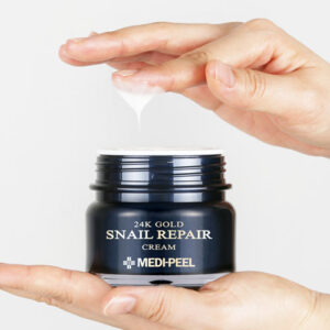 MEDI-PEEL 24K Gold Snail Repair Cream Skincare Beauty