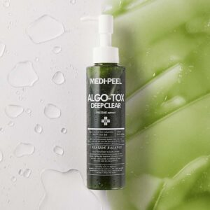 MEDI-PEEL AlgoTox Deep Clear Cleansers Product