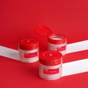 MEDI-PEEL RED LACTO COLLAGEN PEELING PAD Kpop Skincare Product