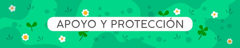 Apoyo y protección