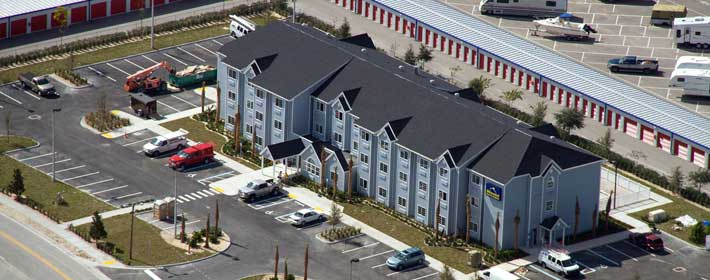 Civil Engineering Firm - Microtel Hotel Pasco Florida