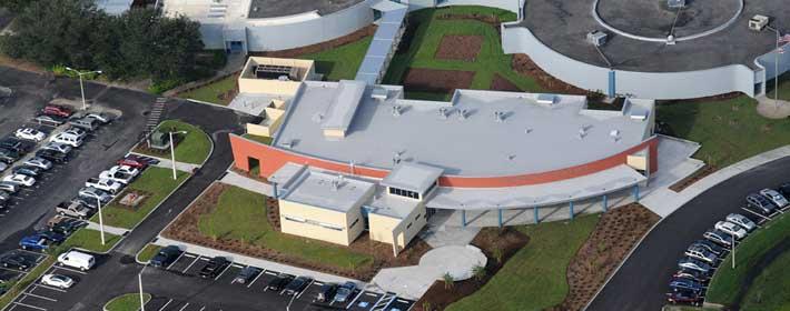 Civil Engineering Firm - Land O Lakes High School