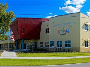Sanders Memorial Elementary School