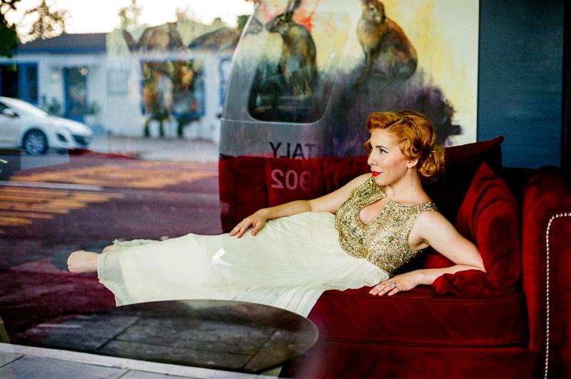 Film Portraits from San Diego Wedding Photographer Lauren Nygard