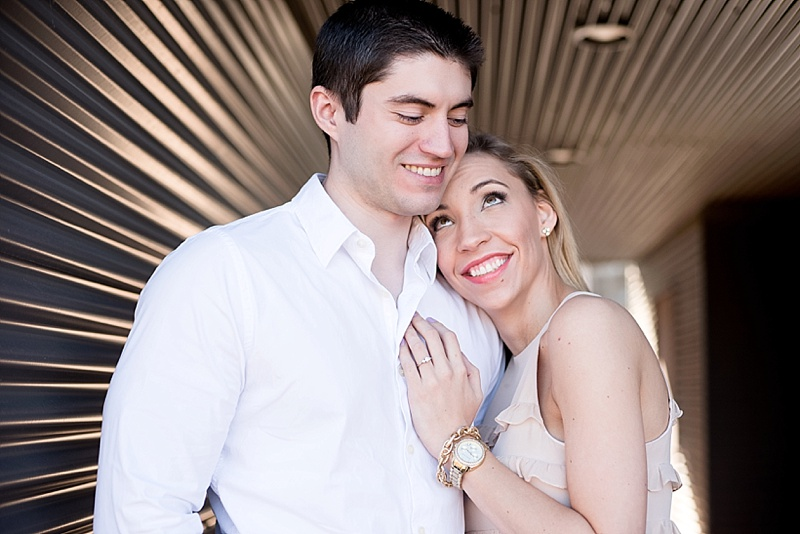 San Antonio Texas engagement session at William Chris Vineyards by Texas wedding photographer Lauren Nygard