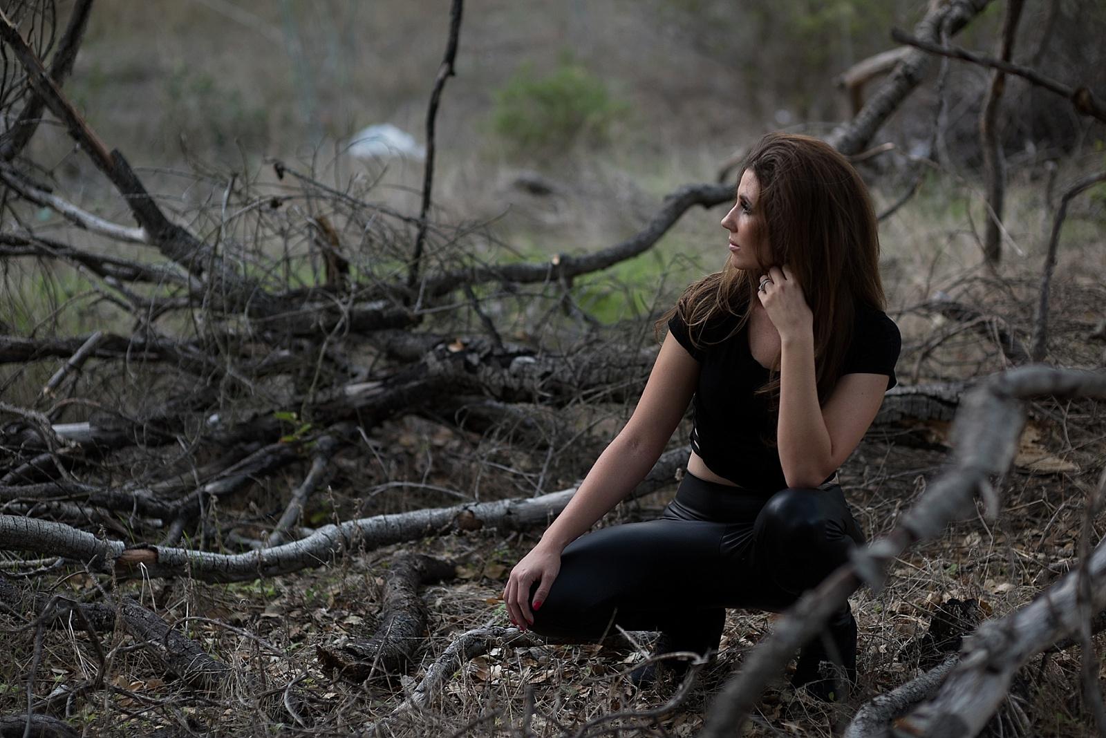 Fine art portraiture from San Diego portrait photographer Lauren Nygard