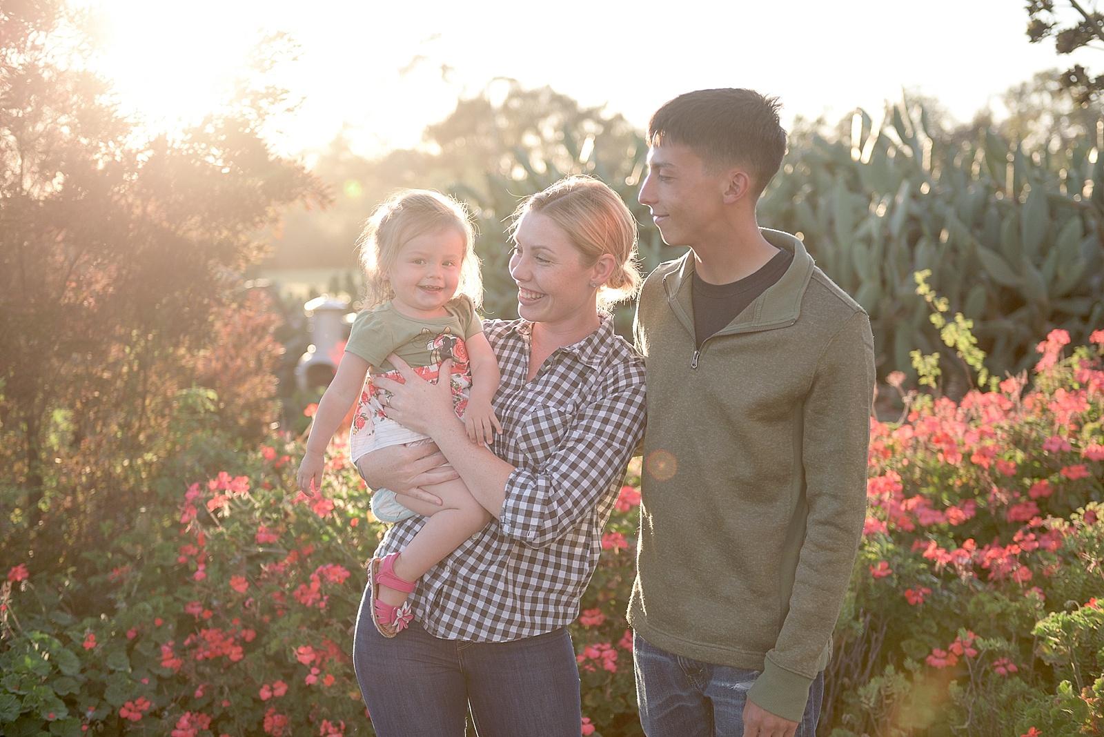 Rustic farm house family photo session from North Carolina family portrait photographer Lauren Nygard