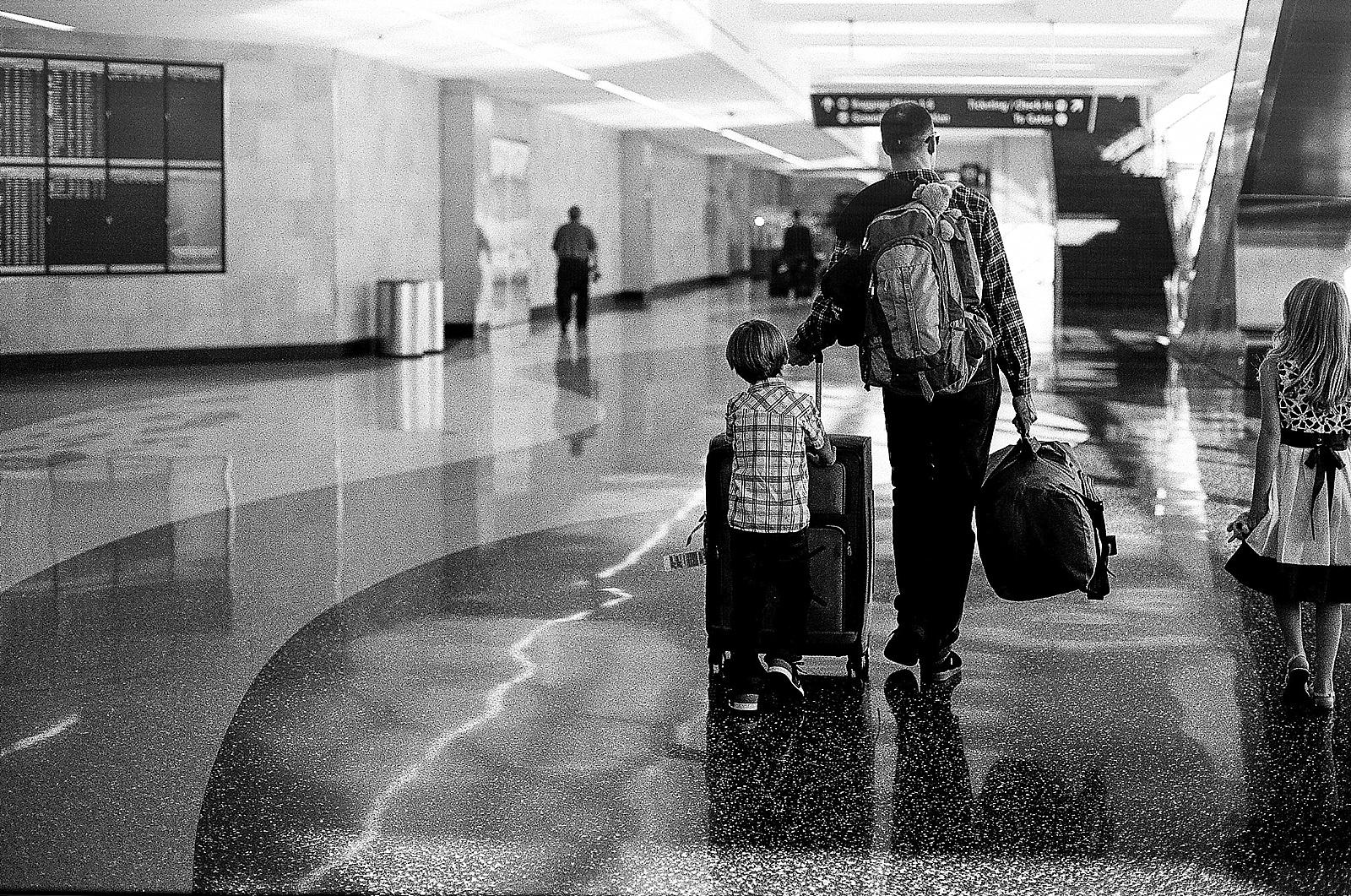 airport military Homecoming photo-088