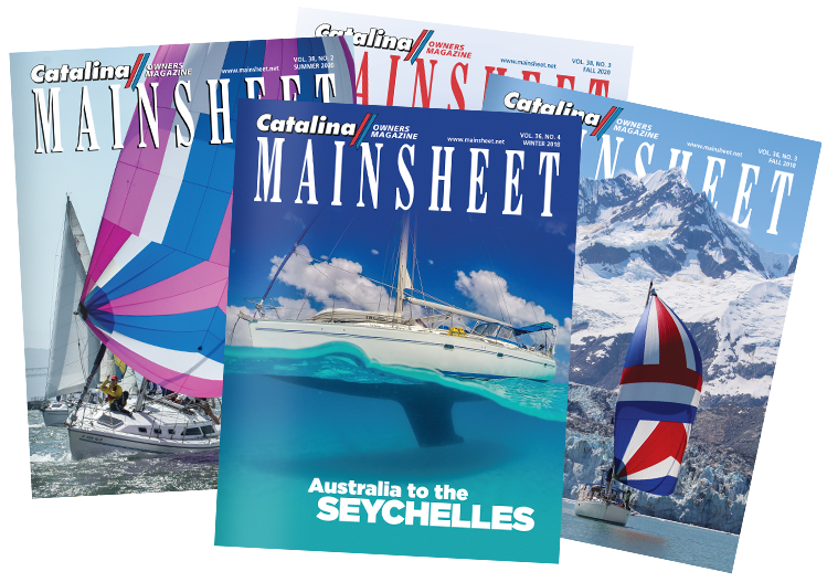 Catalina Mainsheet Magazine