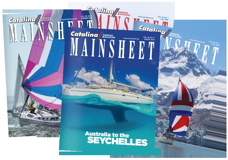 Catalina Mainsheet Magazine
