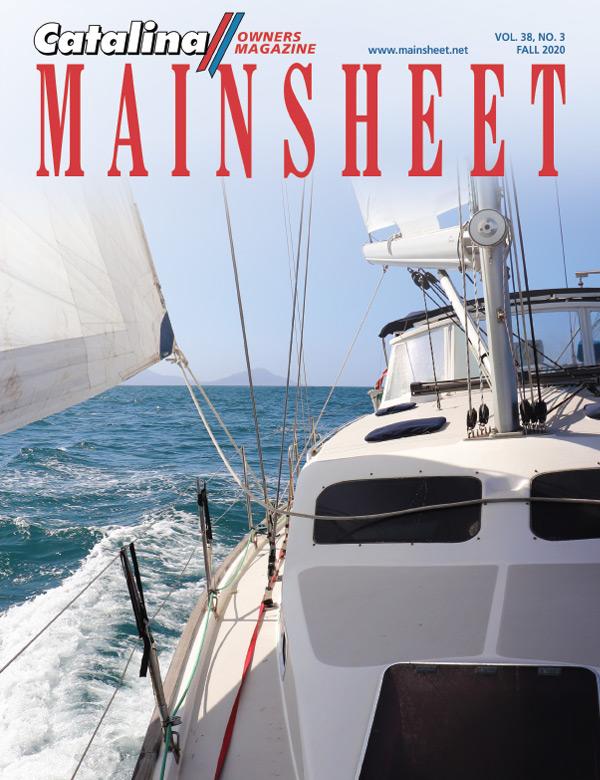 Mainsheet Magazine Fall 2020 Issue