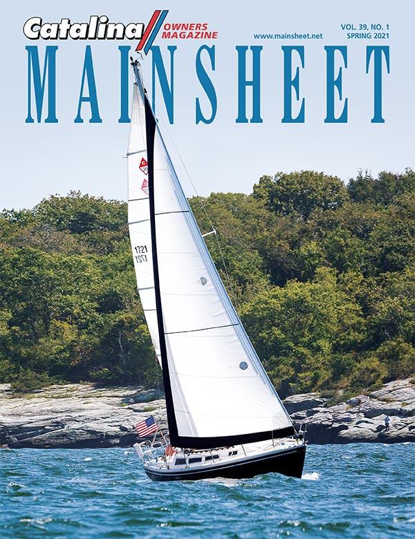 Mainsheet Magazine Spring 2021