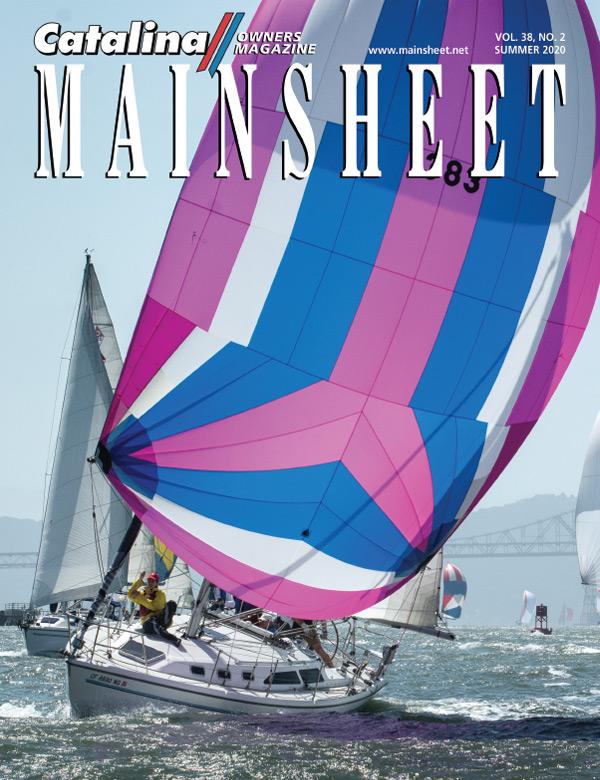 Mainsheet Magazine Summer 2020 Issue