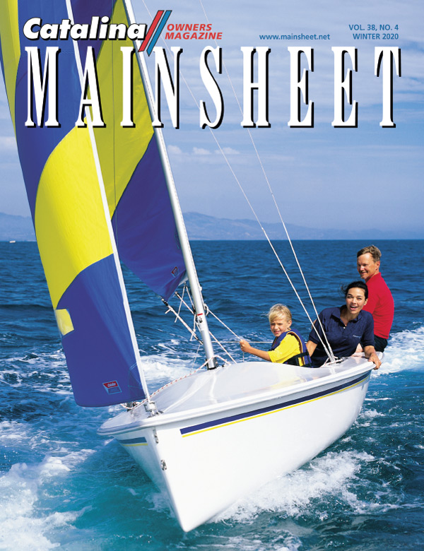 Mainsheet Magazine Winter 2020 Issue