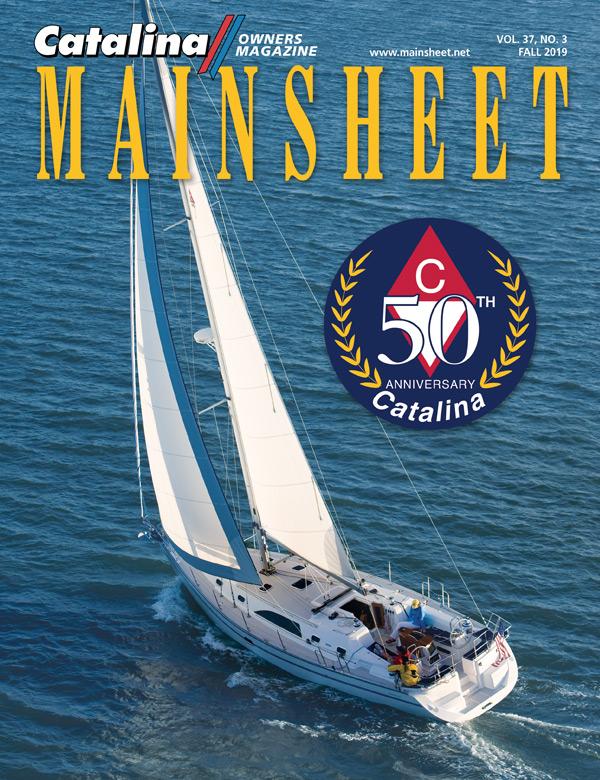 Mainsheet Magazine Fall 2019 Issue