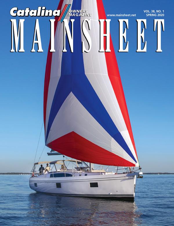 Mainsheet Magazine Spring 2020 Issue