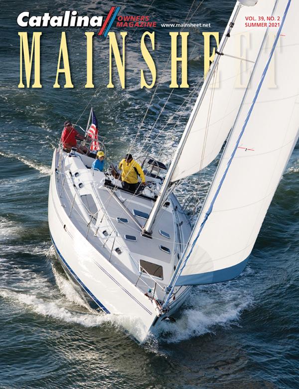 Mainsheet Magazine Summer 2021 Issue