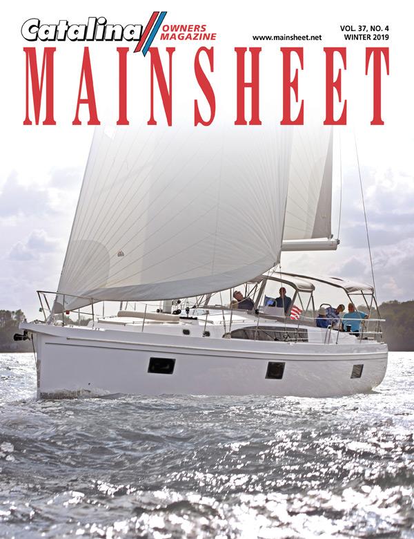 Mainsheet Magazine Winter 2019 Issue