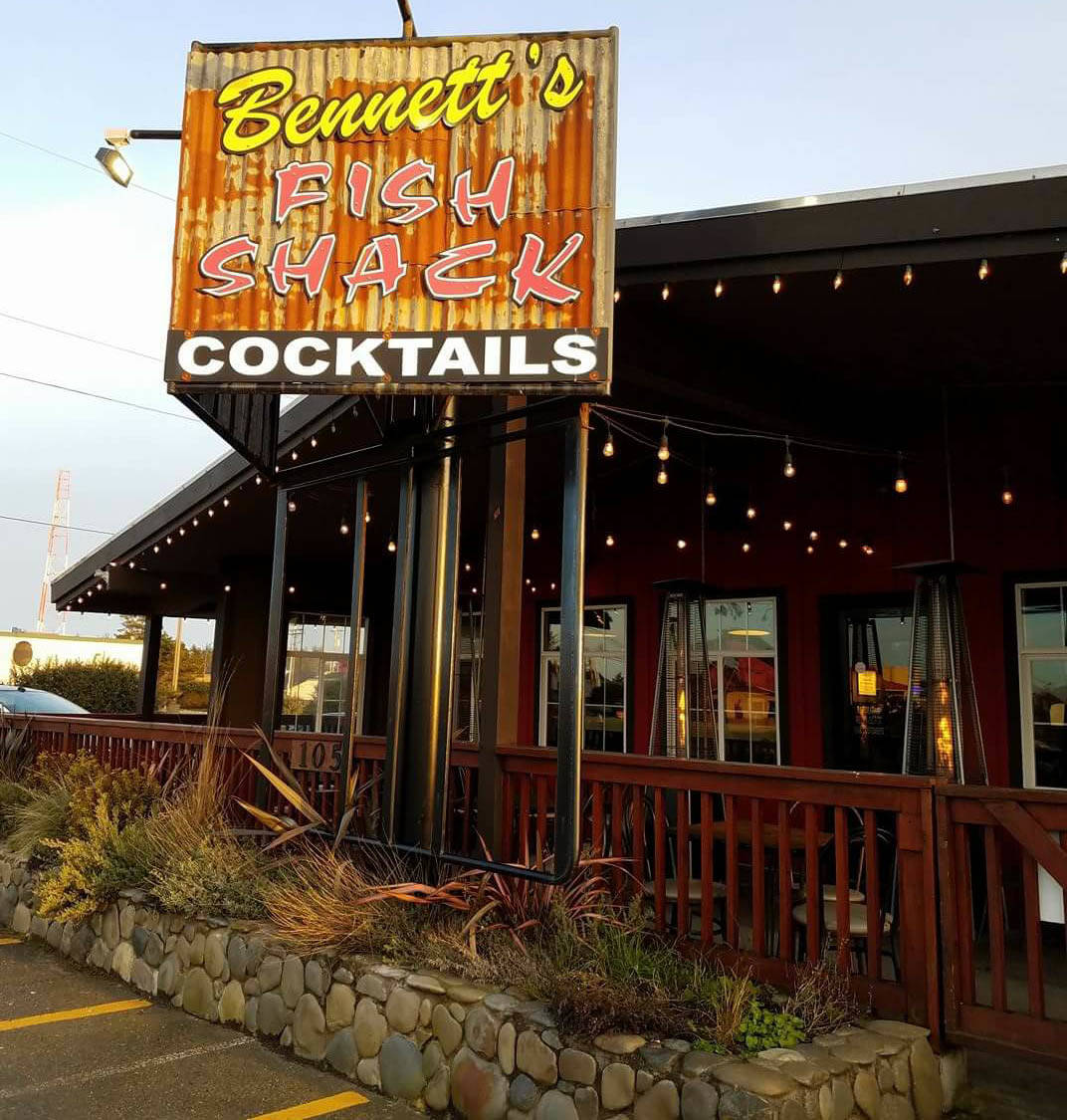 Bennetts fish shack