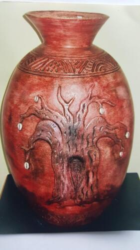 Baobab Vase