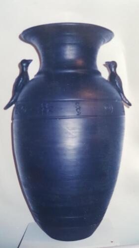 Twin Birds Vase