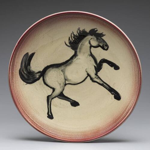 Horse Platter