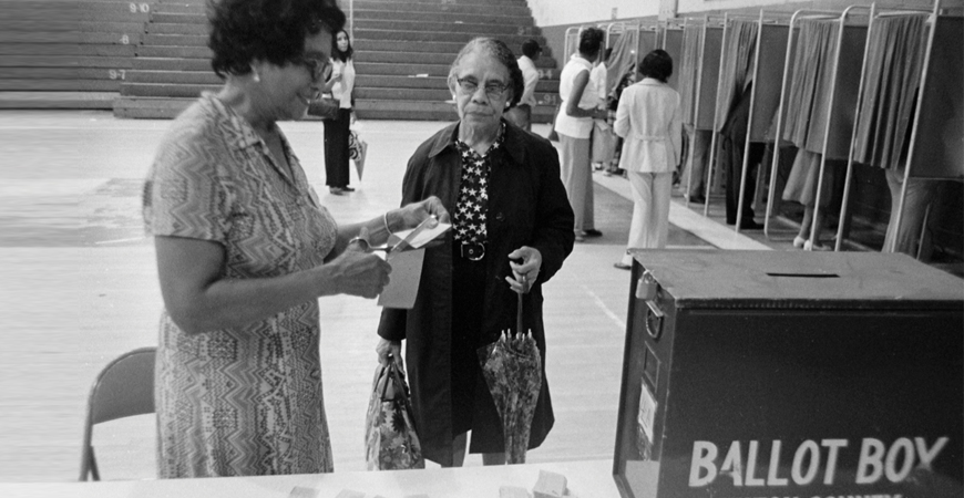 Flashback: The fight for women's right to vote in Georgia